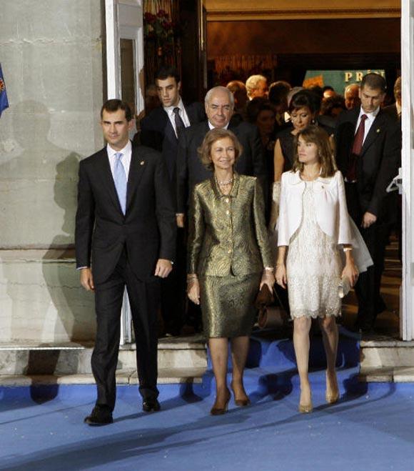 Premios Príncipes de Asturias 2007