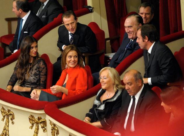 Sara Carbonero en los Premios Príncipes de Asturias