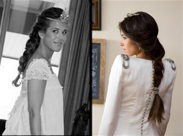 Trenzas tendencia en bodas 2013 for Trenza boda