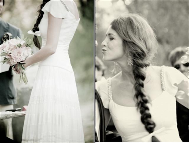 Tendencia peinados novias 2013
