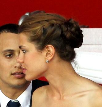 Recogido en boda Carlota Casiraghi