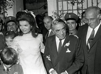 Boda Jackie Kennedy Onassis - Bodas Históricas