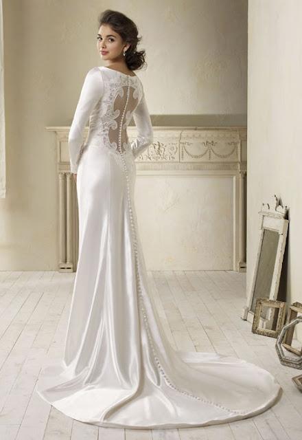 Vestido novia crepusculo