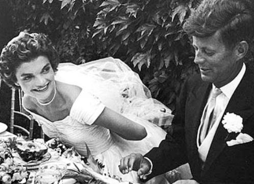Boda Jackie Kennedy  - Bodas Históricas