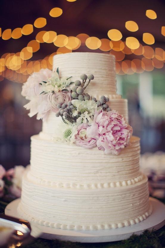 Fondant crema y tonos pasteles