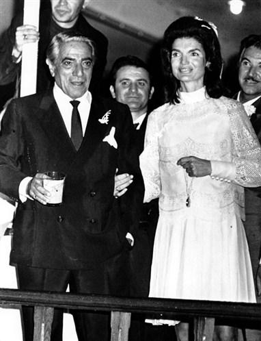 Boda Jackie Kennedy Onassis