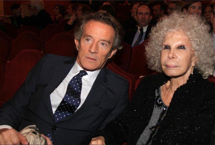 La Duquesa de Alba y Alfonso Díez no se perdieron la inauguración de la IX Edición del Festival de Cine Europeo de Sevilla