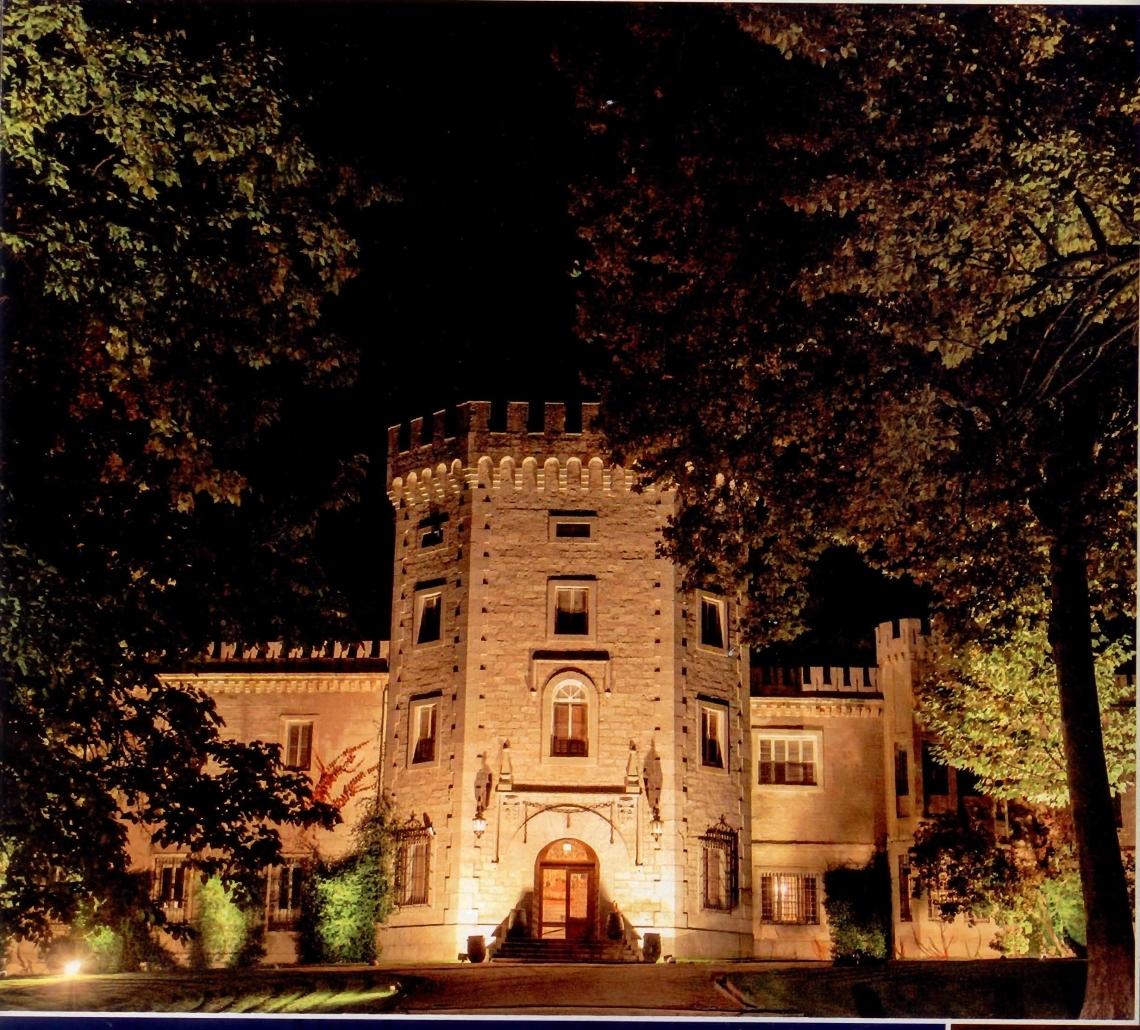 Palacio El Rincón, propiedad del marqués de Griñón