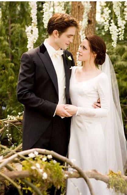 Vestidos de novia y de novio