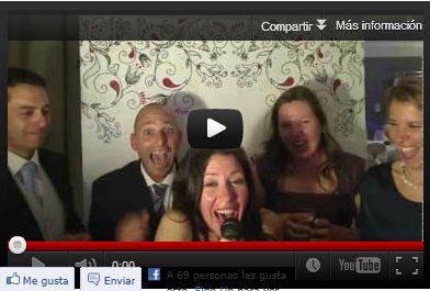 video divertido bodas