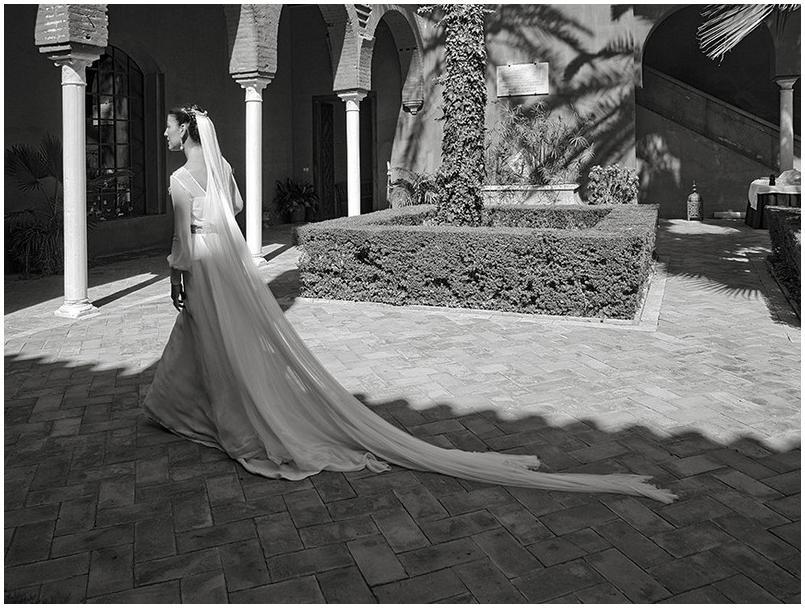 Fajín flores plateado novia y abanico