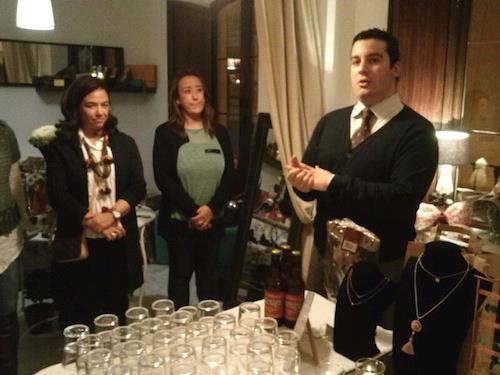 Presentación y degustación de cerveza Múrtiga, 100% artesanal