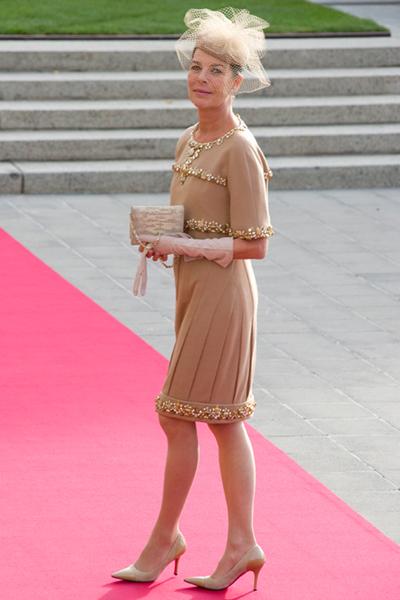 Carolina de Mónaco de Chanel