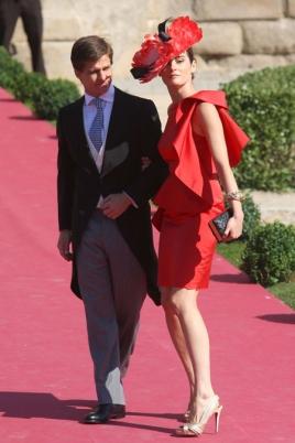 El Juli y, su mujer, Rosario Domecq