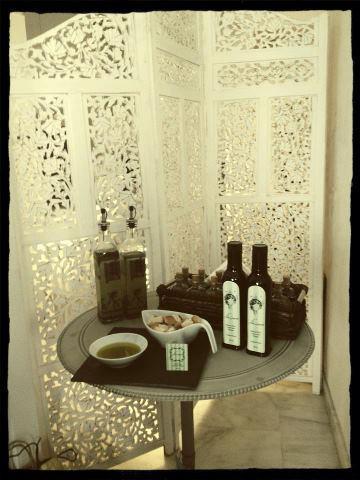 Degustación de aceite de oliva virgen ecológico, por cortesía de Alea Gourmet