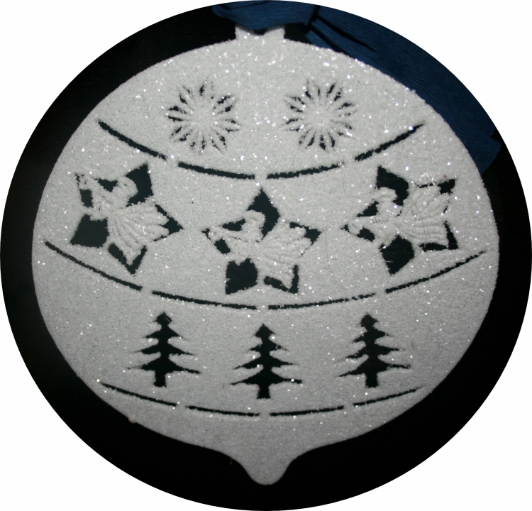 Adorno de navidad 2012