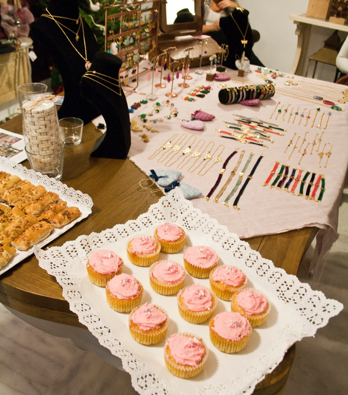 Por la tarde hemos tenido merienda con dulces de la firma Pincook. Nuevamente, deliciosos!