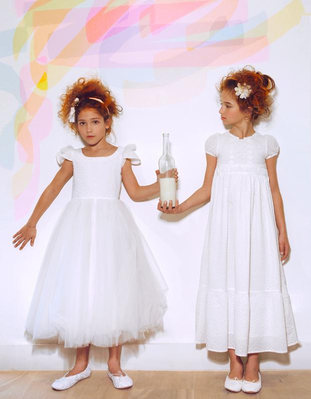 vestido de comunión niña 2013