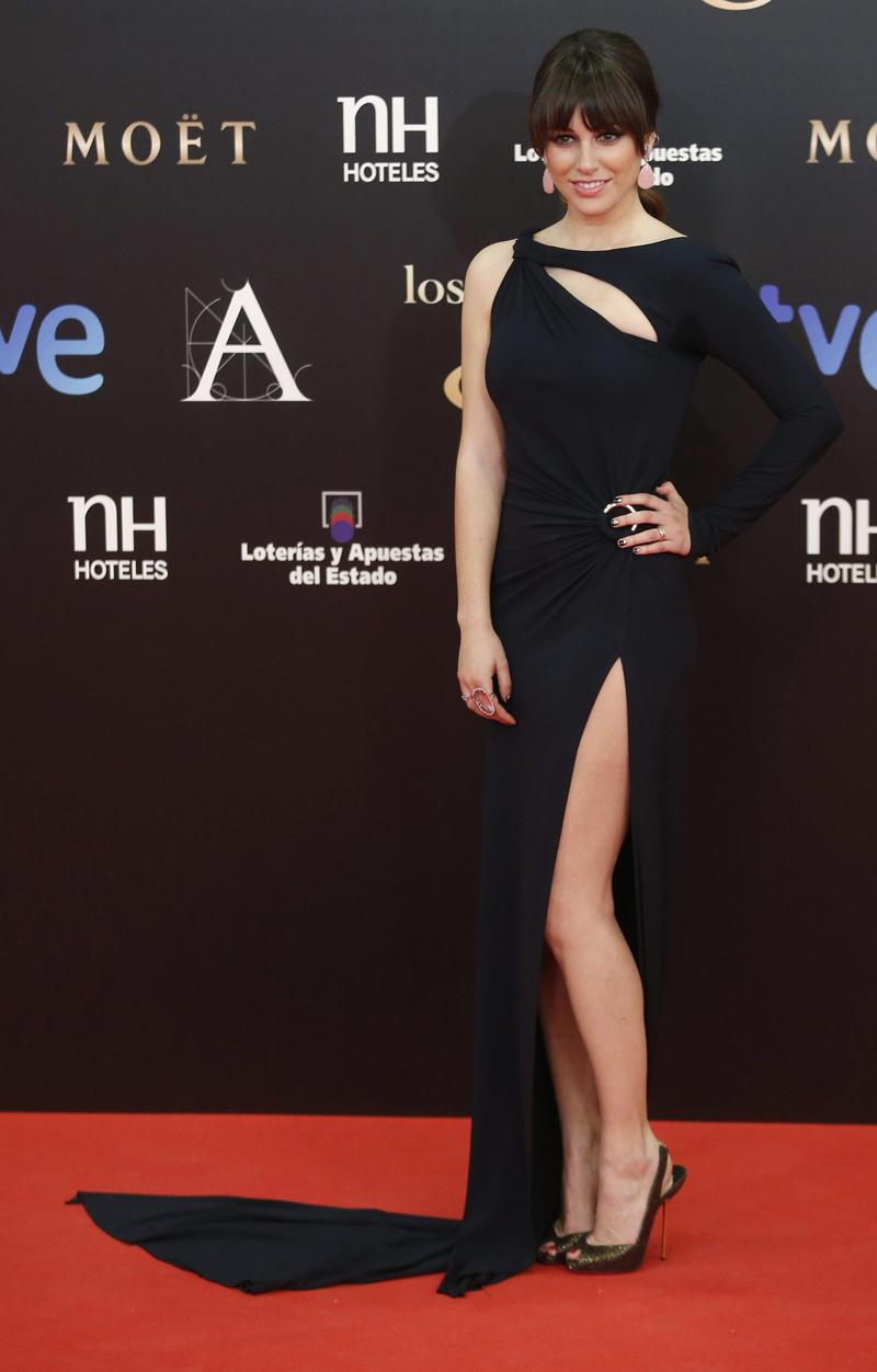 Blanca Suárez de Gucci en los Premios Goya
