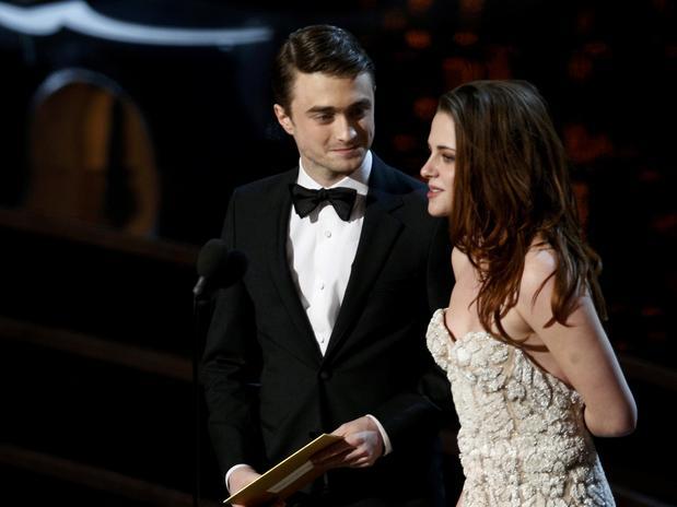 Daniel Radcliffe y Kristin Stewart hiceron una pareja de lujo.