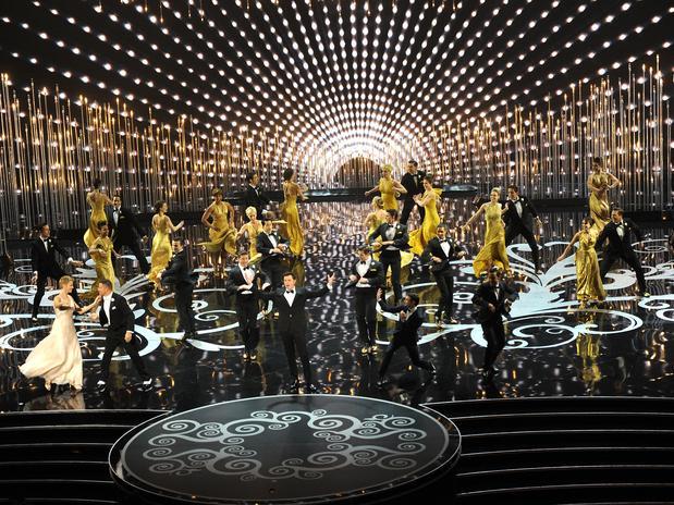 El polifacético comediante Seth MacFarlan fue el encargado de ser el maestro de ceremonias en la gala número 85 del Premio Oscar realizados el 24 de febrero en el l teatro Dolby de Los Ángeles.