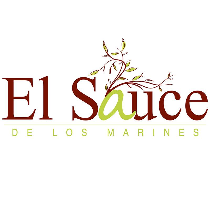 El Sauce de los Marines Logo