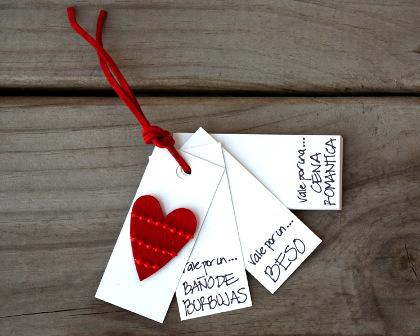 San valent n ya est aqu ideas low cost - Sorpresas romanticas para tu novio ...