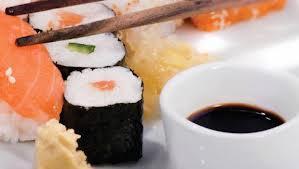 Sushi en Bodas