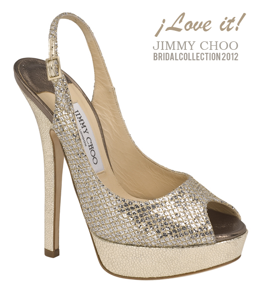 Jimmy Choo BridalCollection2012
