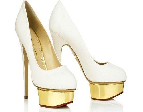 Peep toe - tendencias para novias 2013
