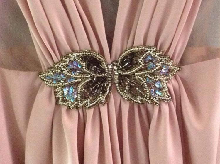 Detalle en vestido
