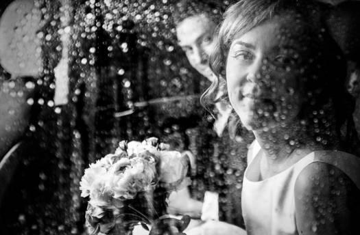 lluvia en bodas