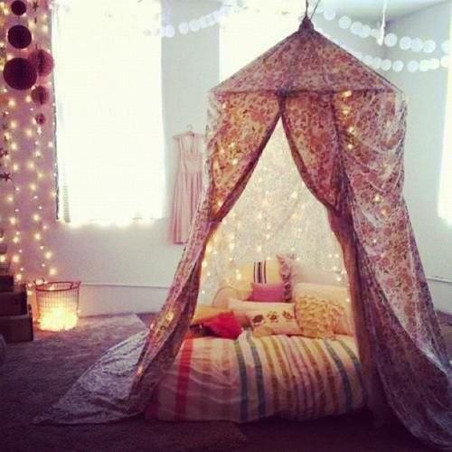 lucecitas habitación
