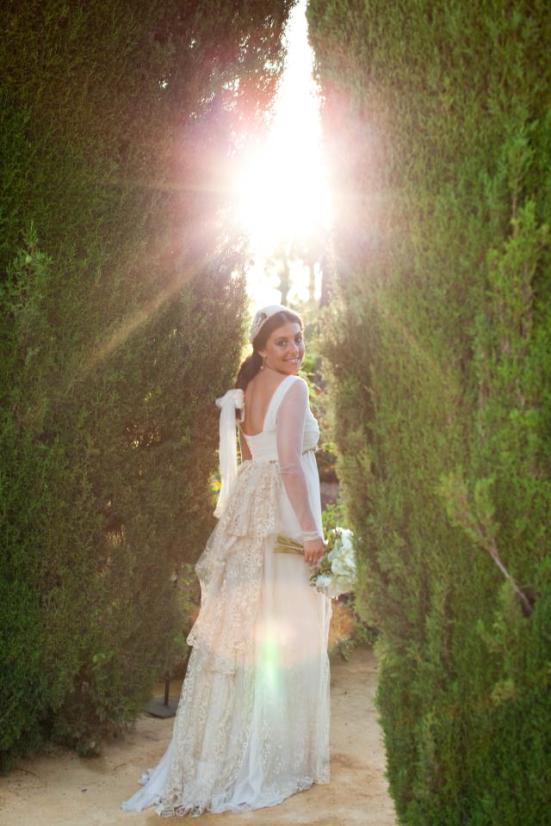 Vestido de novia - María Hernández Pazos2