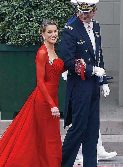 Vestimiento de Gala