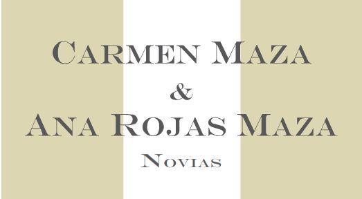 Carmen Maza Novias