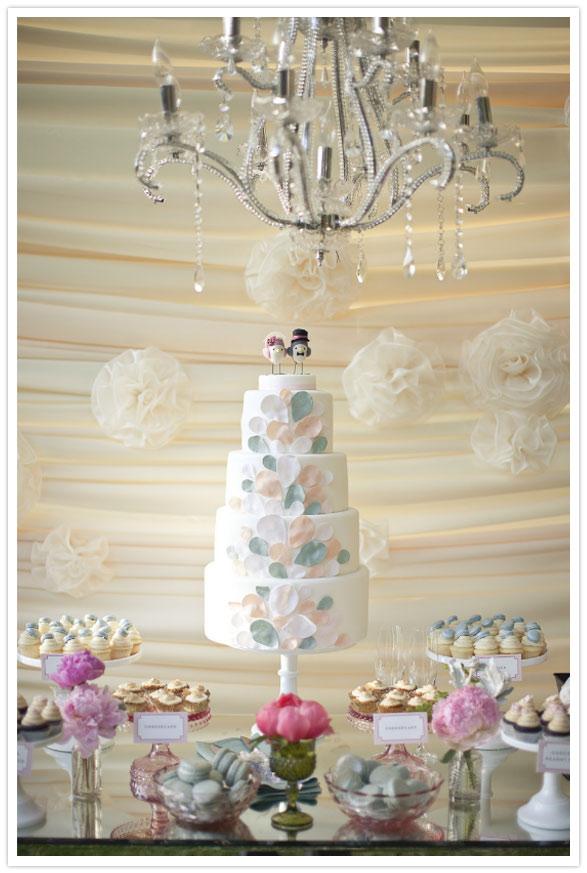 idea mesa postres boda