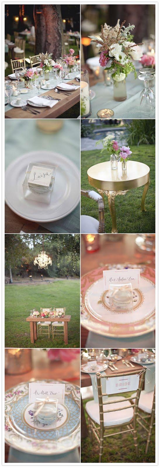 idea para decorar boda al aire libre inspiracion boda rural