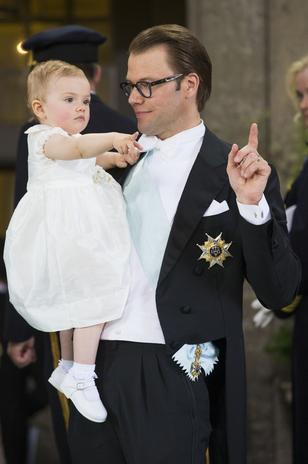La princesa Stelle ha sido una de las protagonistas de la ceremonia.
