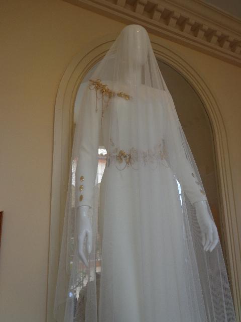Vestido de novia de Savoir Faire