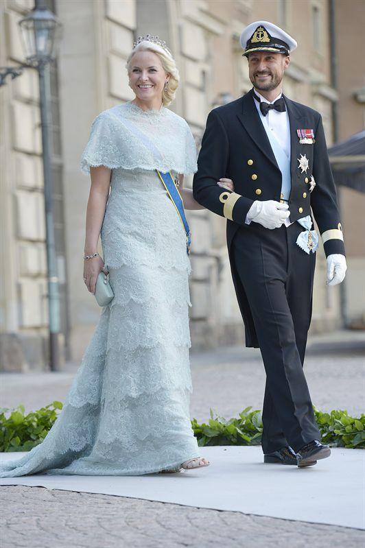 Princesa Mette-Marit y Príncipe Haakon