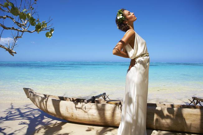 vestido novia foto travis grace