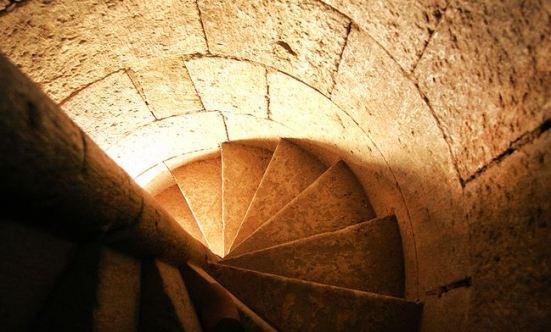 escalera torreón