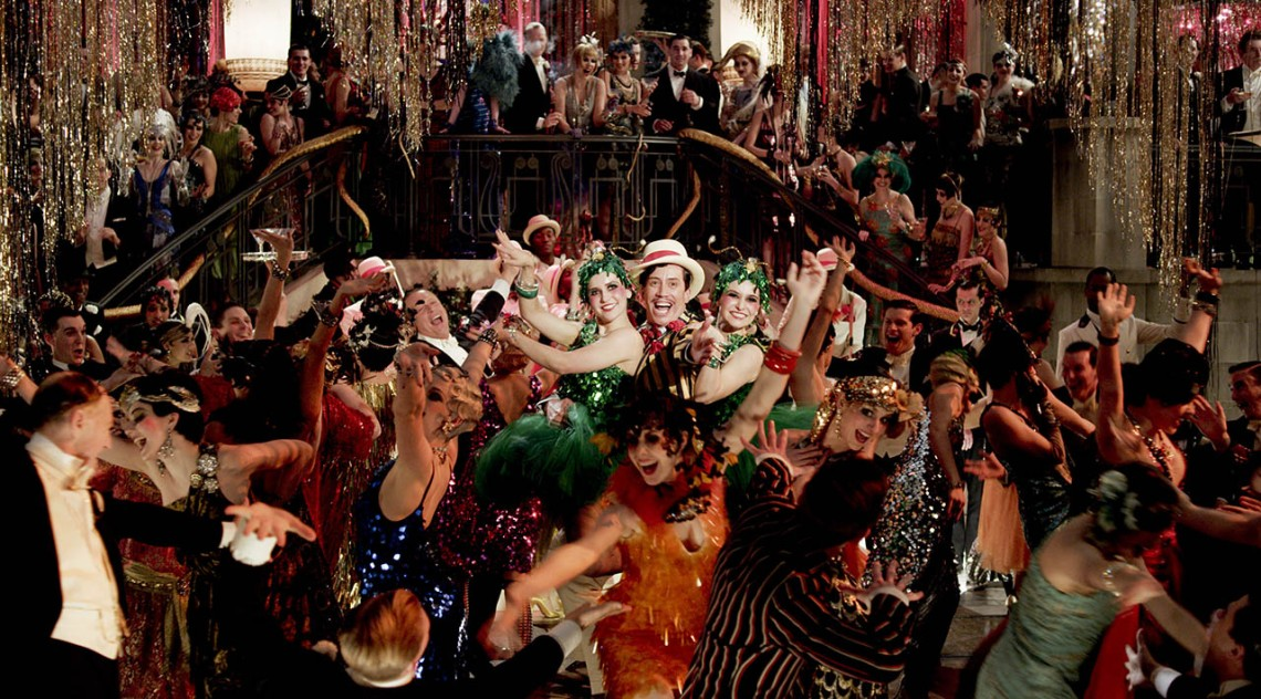 Fiestas del Gran Gatsby