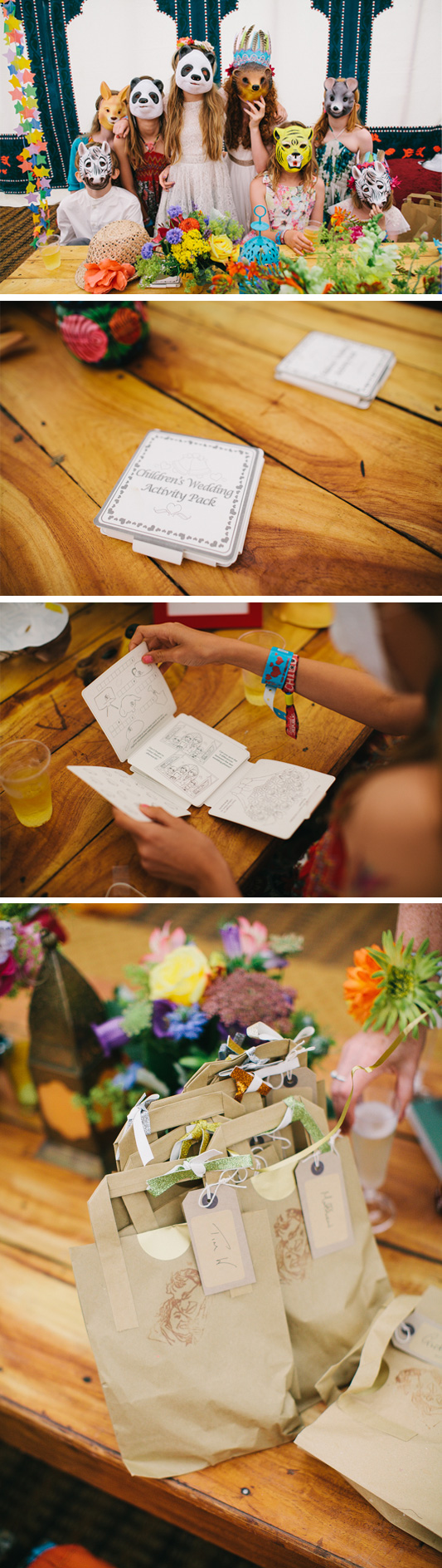 detalles bodas niños