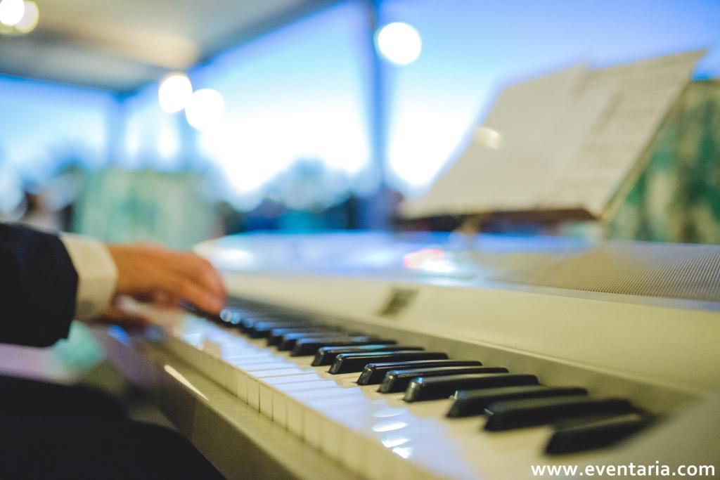 pianista boda