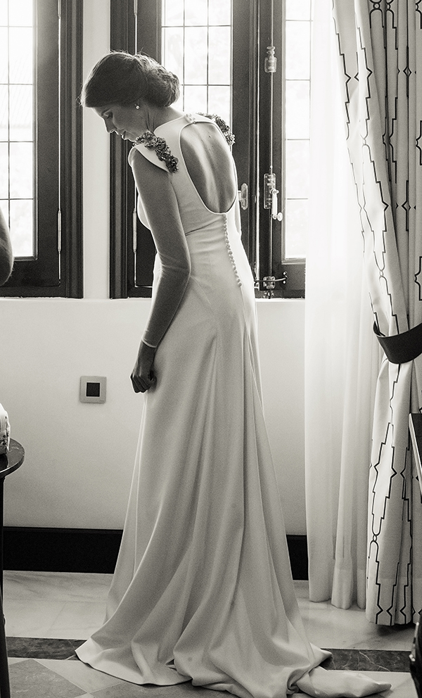 Wedding planner sevilla Dress Bridal