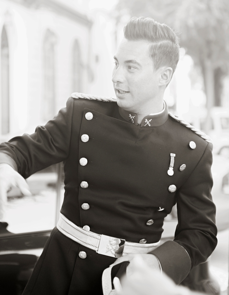 uniforme de gala