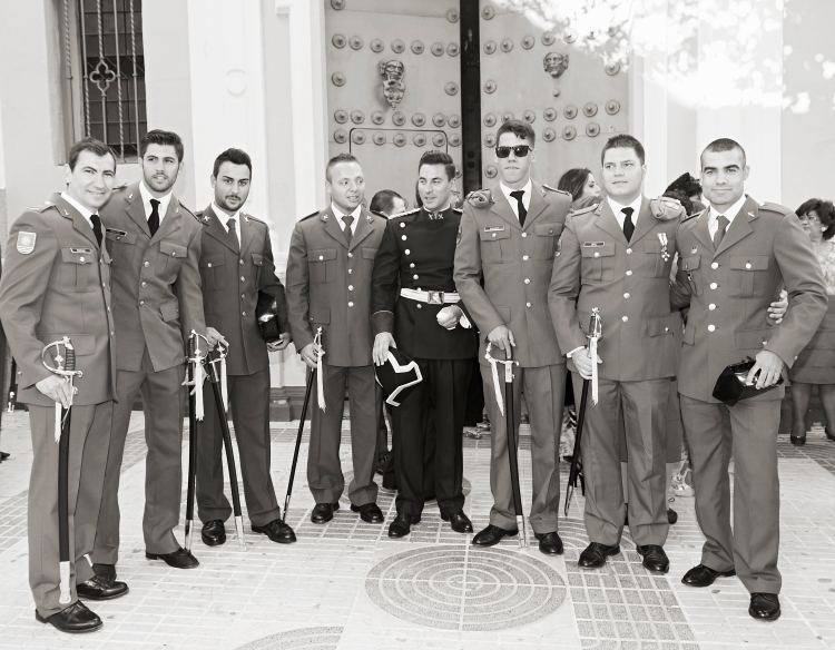 boda guardia civil