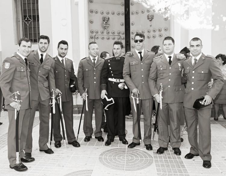 boda guardia civil